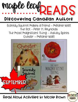 Maple Leaf Reads - September
