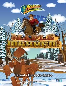 Maple Mayhem Parent Episode Guide