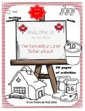 Maple Sugar Bush Activities in english