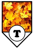 Maple Thanksgiving Bulletin Board Pennant Quote Banner, Our Tree Of Thanks!
