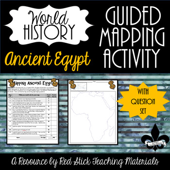 Mapping Ancient Egypt--No PREP!