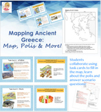 Mapping Ancient Greece: Map, Polis & More!