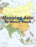 Mapping Asia Lesson Plan Collection