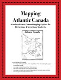 Mapping Atlantic Canada