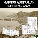 Mapping Australian Battles - WW1