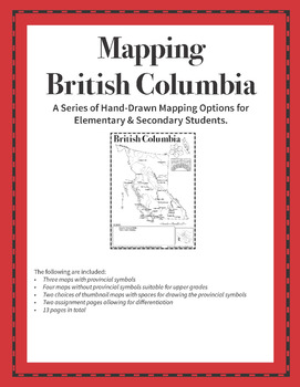 Mapping British Columbia