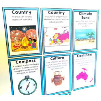 Mapping Bundle Geography
