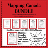 Mapping Canada Bundle