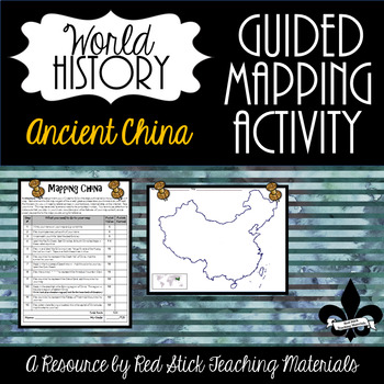 Mapping China Activity--No PREP!