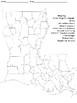 Mapping Civil Rights in Louisiana--No PREP!