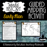 Mapping Early Man--No PREP!