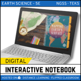 Mapping Earth's Surface DIGITAL NOTEBOOK - Google Classroo