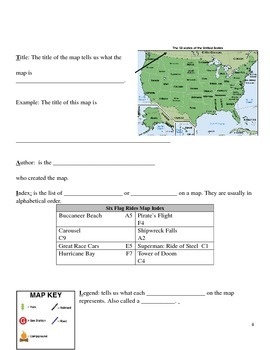 Mapping Elements using Acronym Dogtails-Lesson, Exit Ticket, and HW
