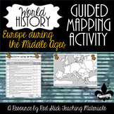 Mapping Europe during the Middle Ages--No PREP!