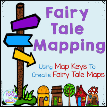 Mapping: Fairy Tale Maps