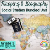 Mapping, Geography & Environment BUNDLED UNIT- SK outcomes