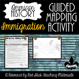 Mapping Immigration Activity--No PREP!