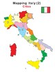 Mapping Italy: Regions of Italy and Major Cities