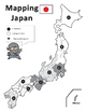 Mapping Japan:Regions & Cities