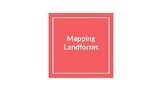 Mapping Landforms PowerPoint