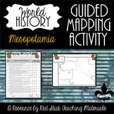 Mapping Mesopotamia--No PREP!