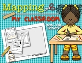 Mapping My Classroom {Pop Up} Kindergarten and First Grade Social Studies