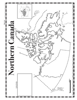 Mapping Northern Canada