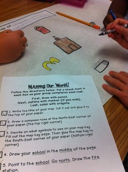 Mapping Our World!