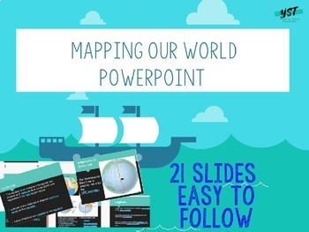 Mapping Our World Powerpoint