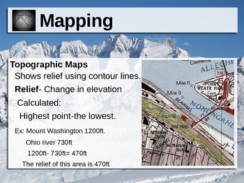 Mapping Power Point