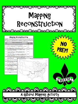 Mapping Reconstruction--No PREP!