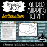 Mapping Sectionalism Activity--No PREP!