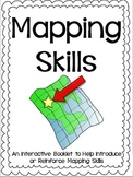 Mapping Skills Interactive Reader, Student Booklet, Assessment AMERICAN Version