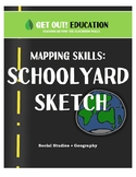 Mapping Skills: The Schoolyard Sketch!