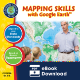 Mapping Skills with Google Earth™ Gr. 6-8