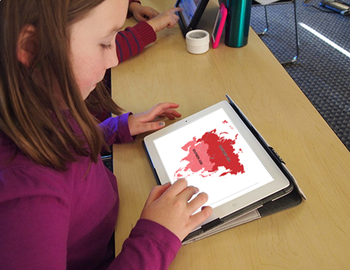 Mapping Skills with Google Earth™: Labeling your Country - Explore - MAC Gr. 6-8