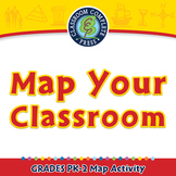 Mapping Skills with Google Earth™: Map Your Classroom - Ac
