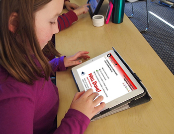 Mapping Skills with Google Earth™: Map Your Continent - NOTEBOOK Gr. 6-8