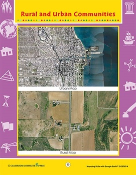Mapping Skills with Google Earth: Mapping Cultural Features Gr. 3-5