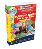 Mapping Skills with Google Earth™ - PC Gr. 3-5