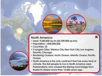 Mapping Skills with Google Earth™: Understanding the World - Explore -PC Gr. 3-5