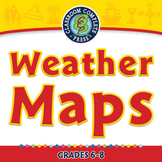 Mapping Skills with Google Earth™: Weather Maps - PC Gr. 6-8