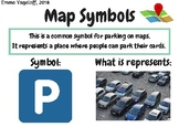 Mapping Symbols Task Cards
