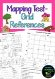 Mapping Test- Grid References