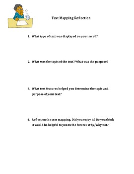 Mapping Text: A Reading Comprehension Strategy