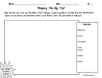 """Mapping """"The Big Trip"""""""