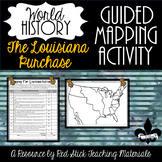 Mapping The Louisiana Purchase--No PREP!