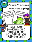 Mapping Treasure Hunt