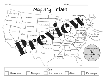 Mapping Tribes