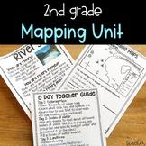 2nd Grade Mapping Unit